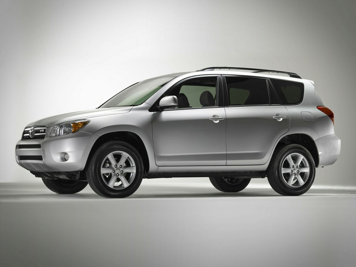 Photo Pre-Owned 2006 Toyota RAV4 Limited SUV For Sale  Raleigh NC