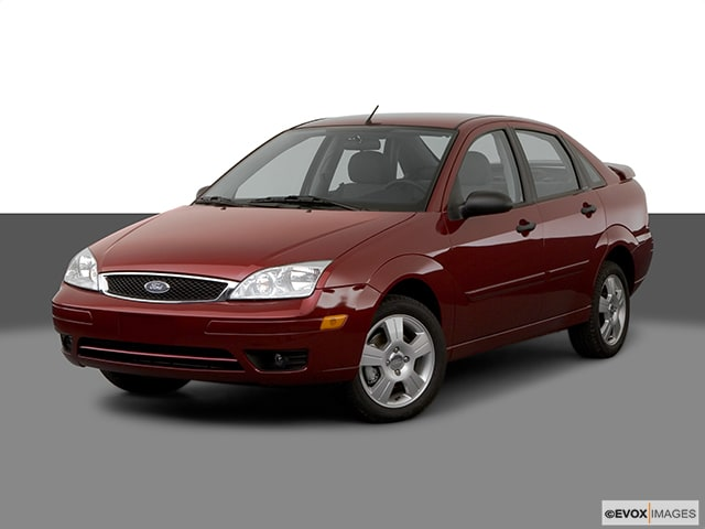 Photo Pre-Owned 2007 Ford Focus in Little RockNorth Little Rock AR
