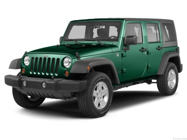 Photo Used 2013 Jeep Wrangler Unlimited Freedom Edition SUV For Sale in the Fayetteville area