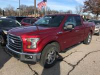 Pre-Owned 2016 Ford F-150 4WD