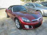 2009 Saturn Sky Red Line Ruby Red Special Edition Convertible Rear-wheel Drive