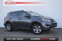 Certified Pre-Owned 2015 Toyota RAV4 XLE AWD