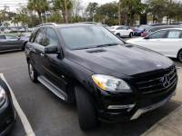 Pre-Owned 2012 Mercedes-Benz M-Class ML 350 All Wheel Drive 4MATIC SUV