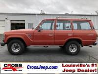 PRE-OWNED 1989 TOYOTA LAND CRUISER BASE 4WD