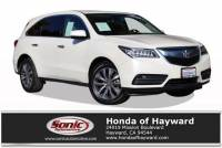 Used 2015 Acura MDX FWD with Technology and Entertainment Package