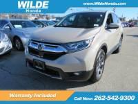 Certified Pre-Owned 2017 Honda CR-V EX-L AWD