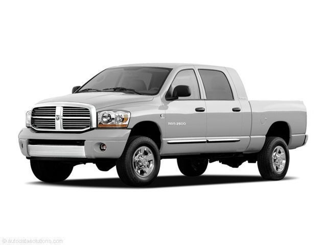 Photo Pre-Owned 2006 Dodge Ram 2500 Truck Mega Cab in Fort Collins, CO