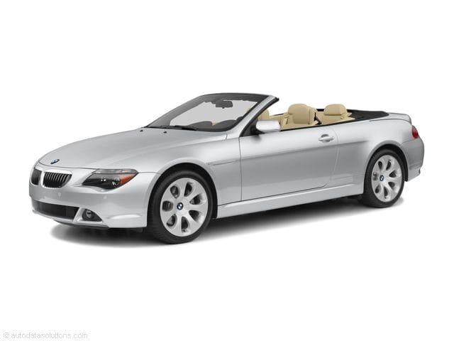 Photo 2005 BMW 6 Series Convertible