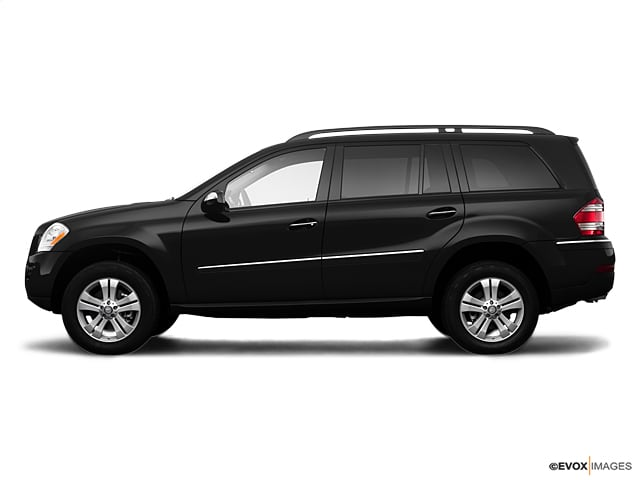 Photo Used 2009 Mercedes-Benz GL-Class 4.6L in Houston, TX