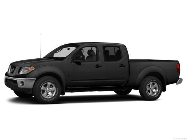 Photo Used 2013 Nissan Frontier SL 4WD Crew Cab LWB Auto SL For Sale in New London  Near Norwich, CT