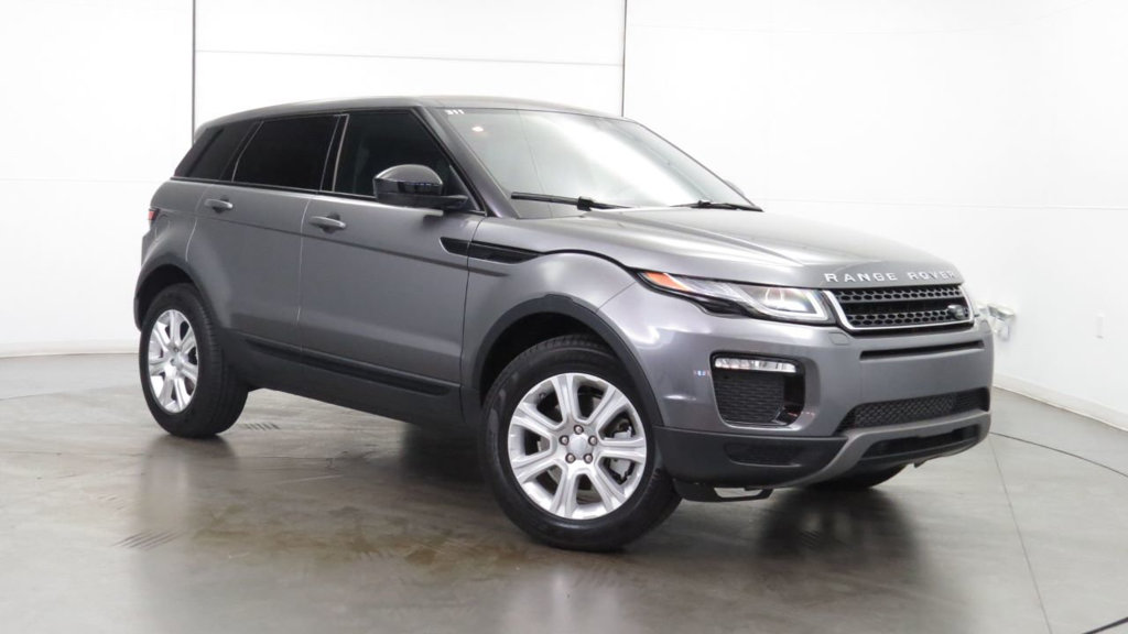 Photo Pre-Owned 2017 Land Rover Range Rover Evoque COURTESY VEHICLE Four Wheel Drive SUV