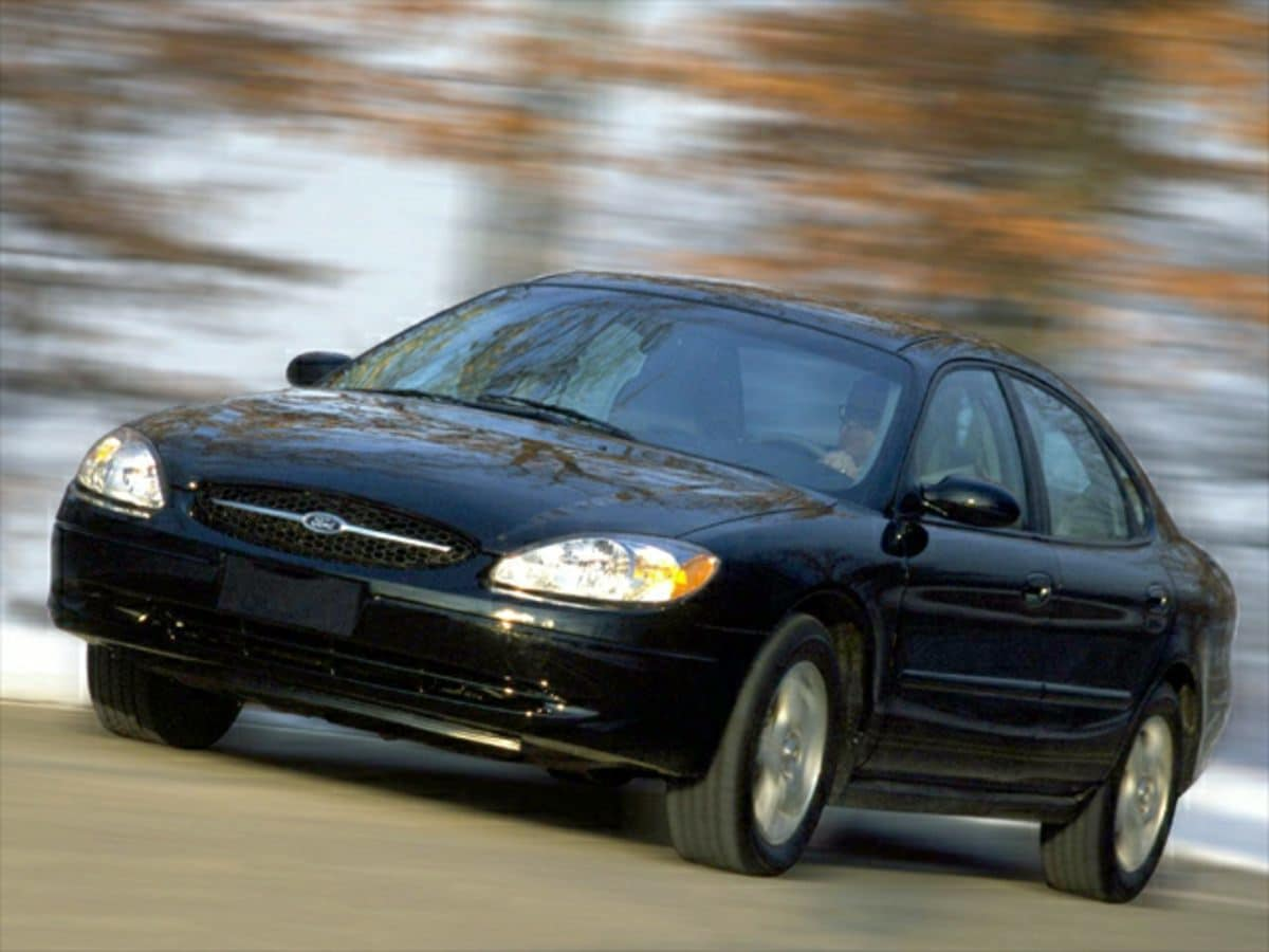 Photo Pre-Owned 2000 Ford Taurus SES in Little RockNorth Little Rock AR