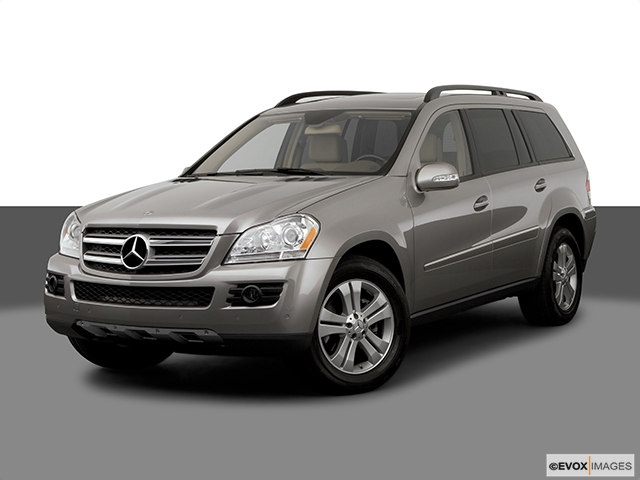 Photo Used 2008 Mercedes-Benz GL-Class GL 450 SUV in Latham, NY
