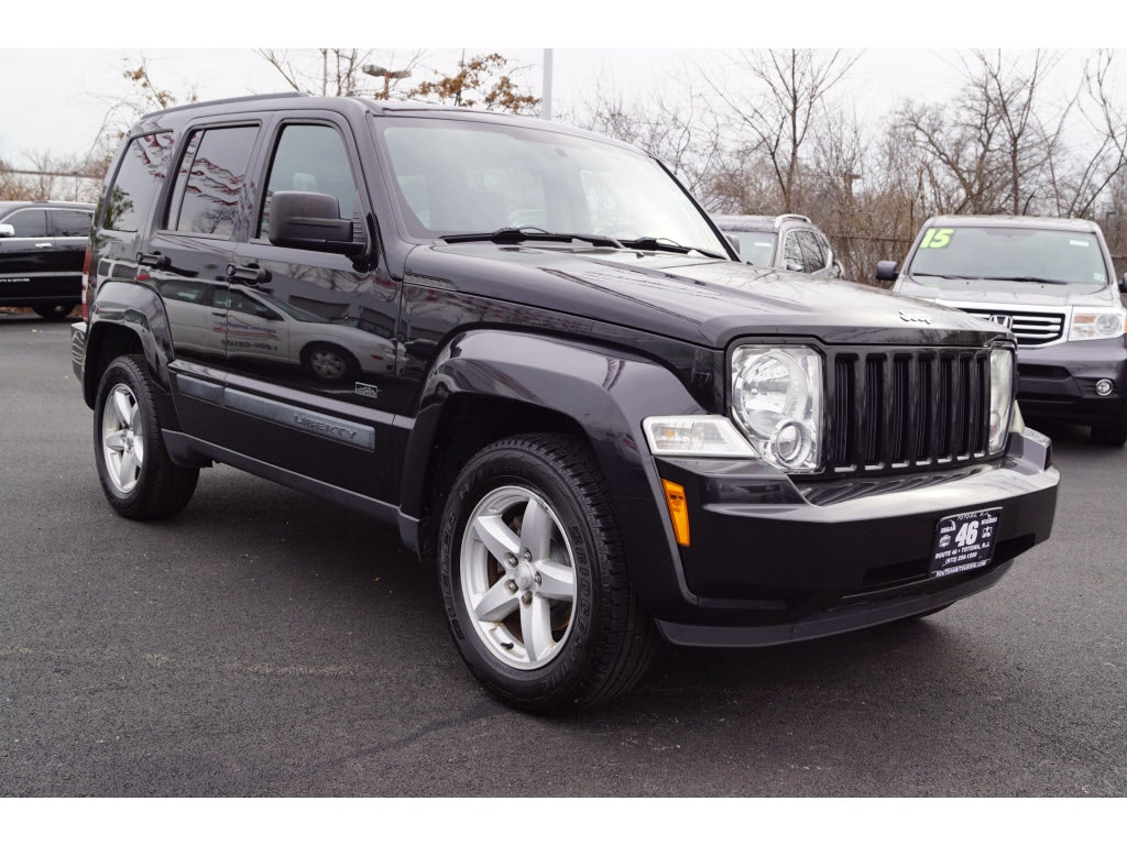 Photo Used 2009 Jeep Liberty Sport SUV for sale in Totowa NJ
