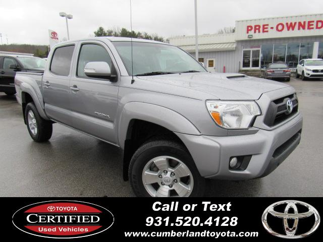 Photo PRE-OWNED 2014 TOYOTA TACOMA PRERUNNER RWD CREW CAB PICKUP