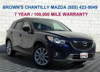 2013 Mazda CX-5 Grand Touring w/Technology Package SUV in Chantilly