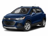 Used 2017 Chevrolet Trax LT Sport Utility For Sale St. Clair , Michigan