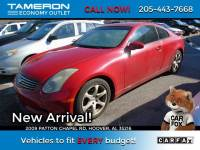 2003 INFINITI G35 Base Coupe