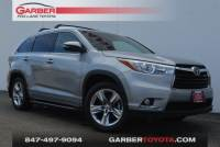 Certified Pre-Owned 2014 Toyota Highlander Limited AWD