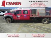 2011 Ford F-450 Chassis Truck Crew Cab