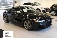 Used 2013 Audi TT RS 2.5 Coupe for Sale in Beaverton,OR