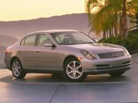2004 INFINITI G35 W/Leather Car
