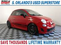 Pre-Owned 2013 FIAT 500 Abarth FWD 2D Hatchback