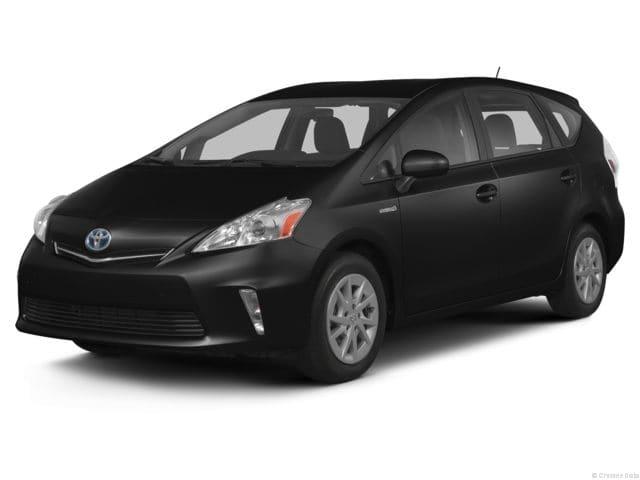 Photo Used 2013 Toyota Prius v Three Wagon 4-Cylinder DOHC 16V VVT-i Aluminum for sale in OFallon IL