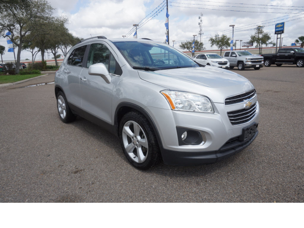 Photo Used 2016 Chevrolet Trax LTZ in Harlingen, TX
