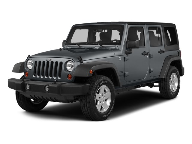 Photo CERTIFIED PRE-OWNED 2015 JEEP WRANGLER UNLIMITED RUBICON HARD ROCK 4WD
