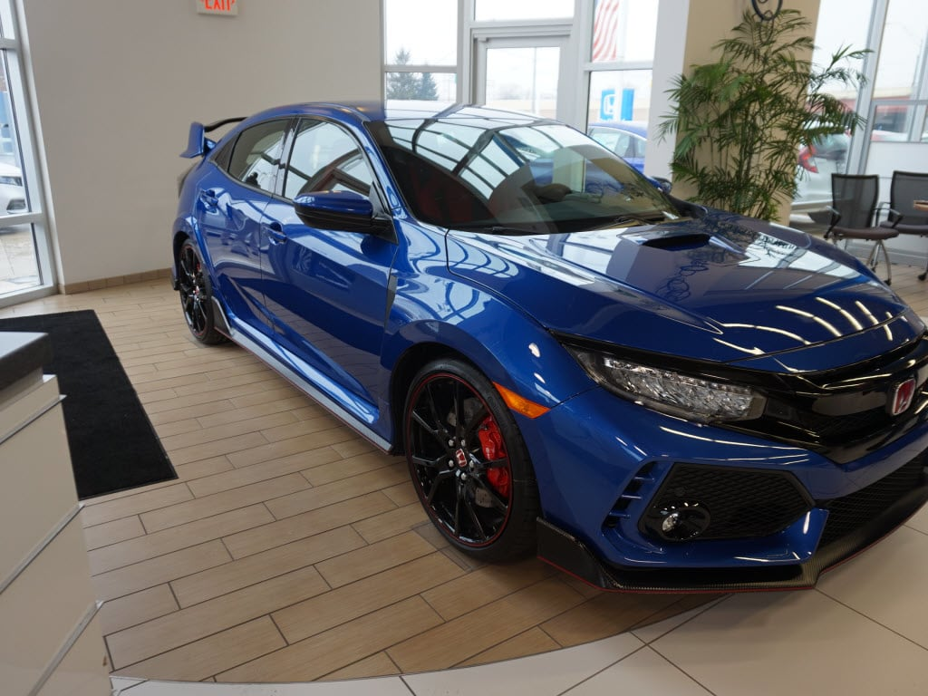 Photo 2018 Honda Civic Type R Touring Hatchback