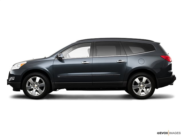 Photo Used 2009 Chevrolet Traverse LT in Ames, IA