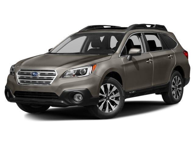 Photo Used 2015 Subaru Outback 2.5i Premium w MoonroofPower Rear Gate SUV  Greenville, NC