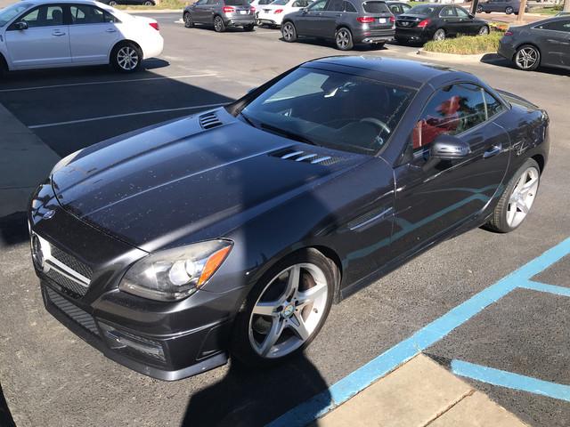 Photo Pre-Owned 2013 Mercedes-Benz SLK SLK 250 Rear Wheel Drive Coupe