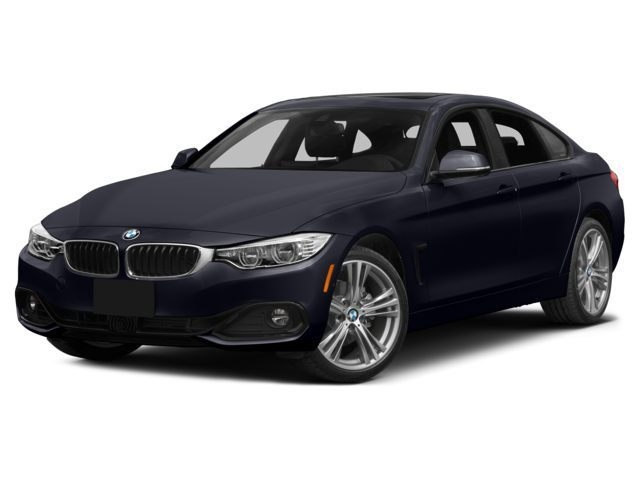 Photo 2016 Certified Used BMW 428i Gran Coupe xDrive wSULEV Carbon Black For Sale Manchester NH  Nashua  StockB18825A