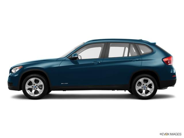 Photo 2014 Certified Used BMW X1 xDrive28i SAV Midnight Blue For Sale Manchester NH  Nashua  StockB18140M
