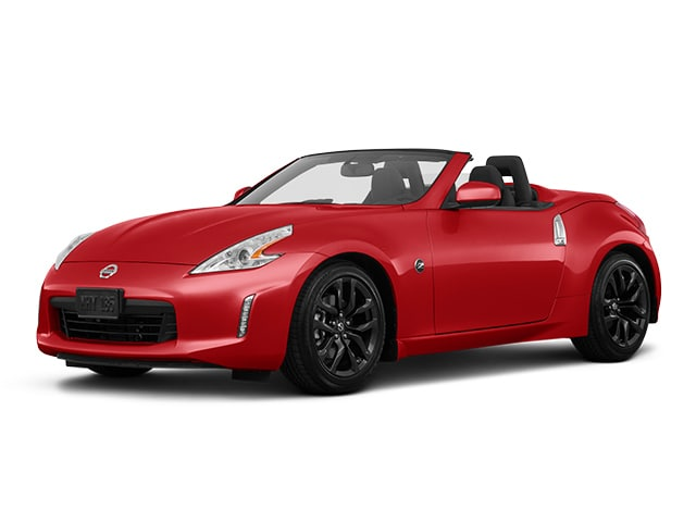 Photo Pre-Owned 2017 Nissan 370Z Convertible For Sale in Frisco TX