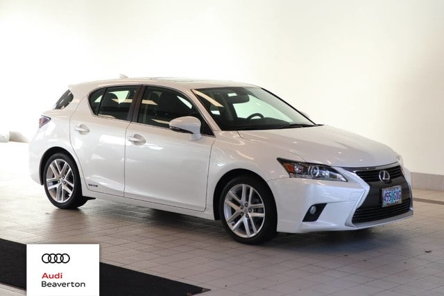 Photo Used 2014 LEXUS CT 200h Hybrid Hatchback for Sale in Beaverton,OR