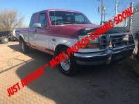 PRE-OWNED 1994 FORD F-150 SUPERCAB 155 WB SUPER CAB PICKUP