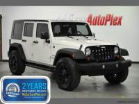 2010 Jeep Wrangler Unlimited Sport for sale in Addison TX