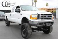 2001 Ford F250 SUPER DUTY 7.3L POWERSTROKE TURBO DIESEL 4X4 CREW CAB LB LIFTED