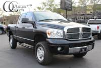 2007 Dodge RAM 2500 6.7L CUMMINS TURBO DIESEL 4X4 CREW CAB LARAMIE LOW MILES SB