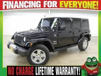 2010 Jeep Wrangler Unlimited Unlimited Sahara 4WD - RUNNING BOARDS - HARDTOP SUV