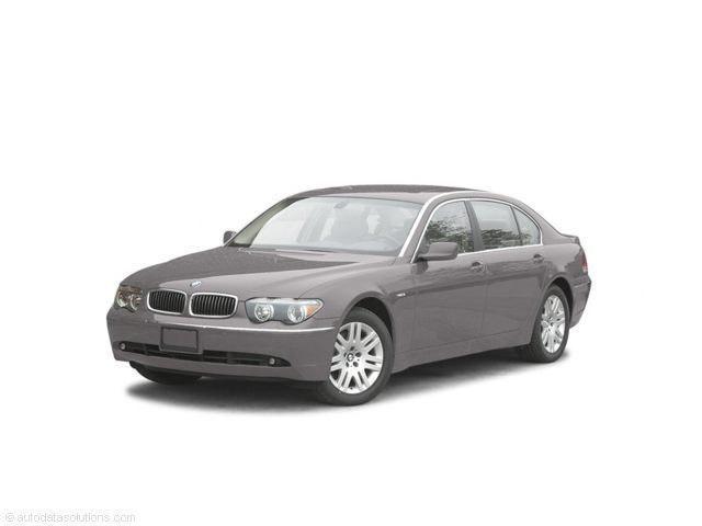 Photo 2004 BMW 745Li for sale near Seattle, WA
