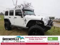 2013 Jeep Wrangler Unlimited Sahara SUV - Used Car Dealer Near Knoxville, Johnson City, Kingsport & Bristol TN
