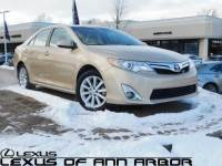 Pre Owned 2012 Toyota Camry 4dr Sdn I4 Auto XLE (Natl)