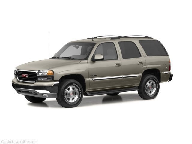 Photo Used 2002 GMC Yukon 4dr 4WD SLT For Sale Chicago, IL
