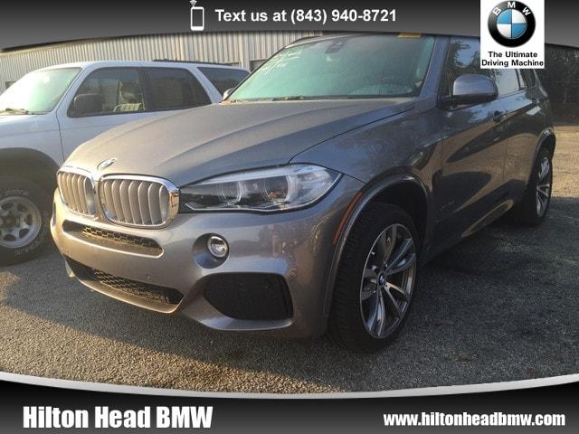 Photo 2015 BMW X5 xDrive50i xDrive50i  CPO Warranty  One Owner  M Sport  N SUV All-wheel Drive