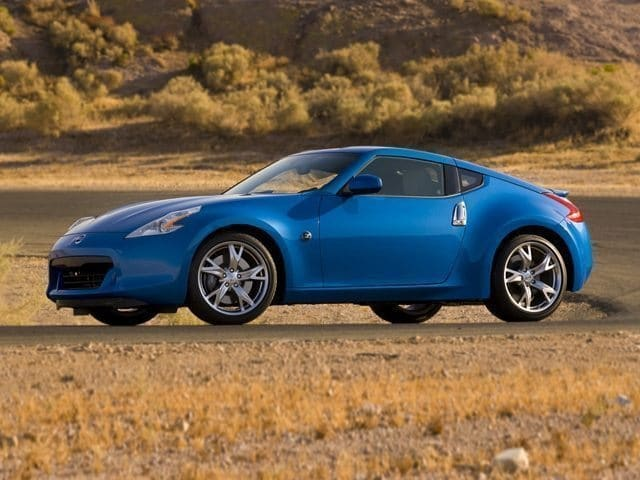 Photo Pre-Owned 2011 Nissan 370Z Coupe For Sale  Raleigh NC