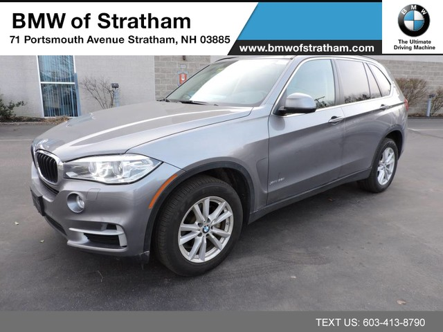 Photo 2015 BMW X5 xDrive35i xDrive35i NAVIGATION COLD WEATHER DRIVER ASSIT AND SUV All-wheel Drive